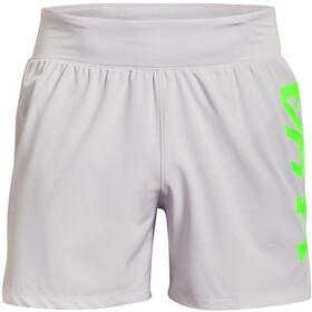 Under Armour Speedpocket 5'' Shorts Men, szary
